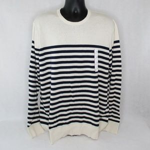 Goodfellow & Co Mens Striped Pullover Sweater